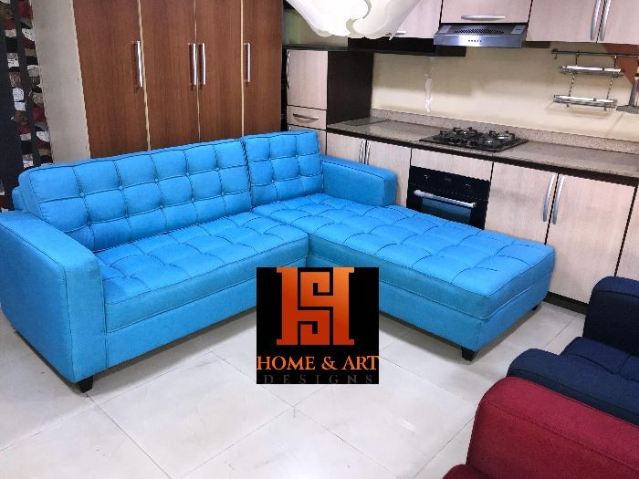 Jakes 5 Seater Sectional Sofa And Two Singles