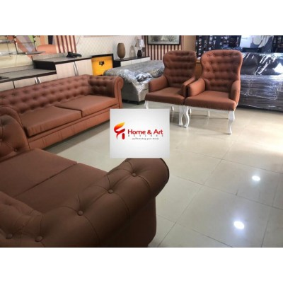 Favour 3 + 2 Hanks Accent Chair's 1 + 1