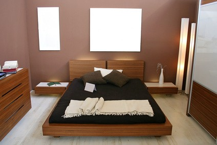 dozzy lowrise bed series head board bed frame and twin night stands king - Low Rise Bed Frame