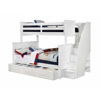 Jerome Trundle Bunk Bed Series