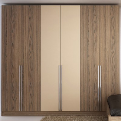Manhattan 6 Door Wardrobe Set. 300 X 60, H220CM
